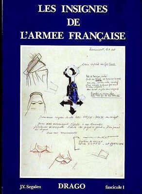 LES INSIGNES DE L'ARMEE FRANCAISE
