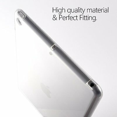 Poetic Lumos【Ultra-Thin】TPU Case For Apple NEW iPad 9.7 2017 / 2018 Clear