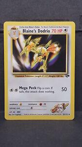 Blaine-039-s-Dodrio-32-Gym-Challenge-Uncommon-Pokemon-Card-Near-Mint