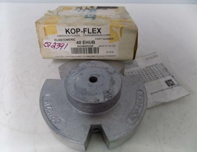 662384005912 KOP-FLEX 40-ELEMENT ELASTOMERIC FLEX COUPLING