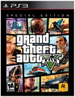 Grand Theft Auto V - Special Edition (PlayStation 3, 2013)