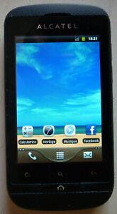 Téléphone portable Alcatel One Touch Double Sim Débloqué
