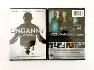 UNCANNY-DECEPTION-BY-DESIGN-DVD-2015-Widescreen-Brand-New