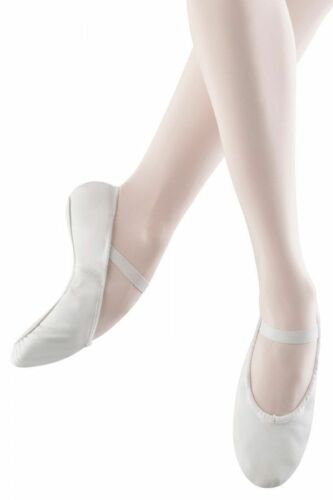 Arise 5 Size B White en 3 Bloch Ballerinas n8wzFZgxZq