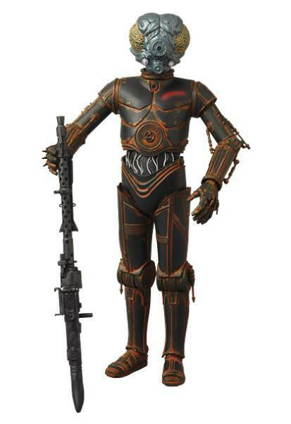 Hot medicom rah star wars 12 inch 1 6 bounty hunter 4 lom toys another