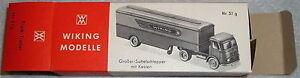 51g-Grosser-Koffer-Sattelschlepper-mit-WIKING-Schriftzug-Wiking-Karton-leer-a