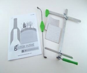 Stained glass supplies generation green bottle cutter ebay for Generation green bottle cutter