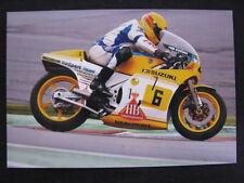 Photo HB Suzuki RGB500 #6 Jacques Cornu (SUI) Bikers' Classics in Spa #2