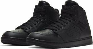 Nike-Air-Jordan-Zugang-UK-12-us-13-eur-47-5-Triple-Schwarz-ar3762-003