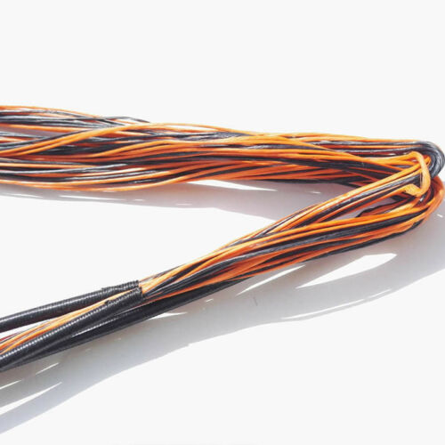 "58-70/"" AMO Archery Recurve Bow Strings Bowstring 16 Strands Handmade"