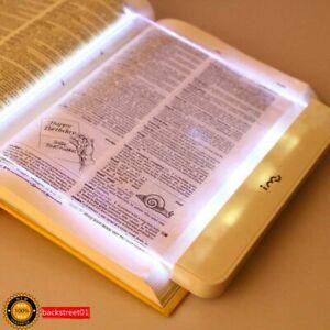 I Mu Portable Led Read Panel Light Book Reading Lamp Night Vision For Travel