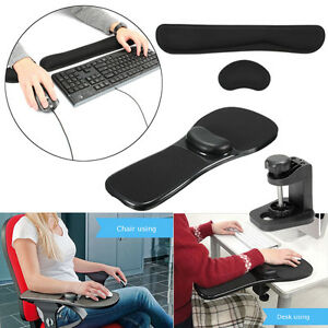 Image Is Loading New Ergonomic Home Office Computer Arm Rest Chair