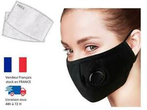 Masque-protection-tissu-lavable-reutilisable-alternatif-grand-public-2-filtres