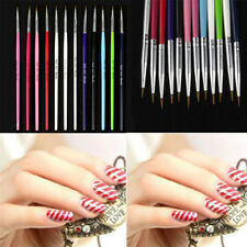 Nail Art Paint Tube Acrylic Uv Gel Design Draw Painting Pen Nails