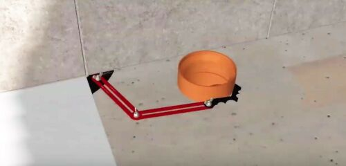 Fliesenleger Schablone  Fliesenschablone Tile Template Tool  Mechanic