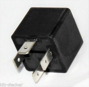 Universal Standart auto Mini relè 12v 40 A Mini relè normalmente aperto con diodo