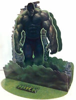 The Incredible Hulk Centerpiece (discontinued) Hard To Find
