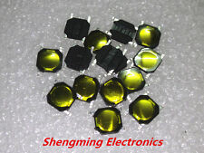 50pcs 4x4x0.8mm Tact Switch SMT SMD Tactile membrane switch PUSH Button SPST-NO
