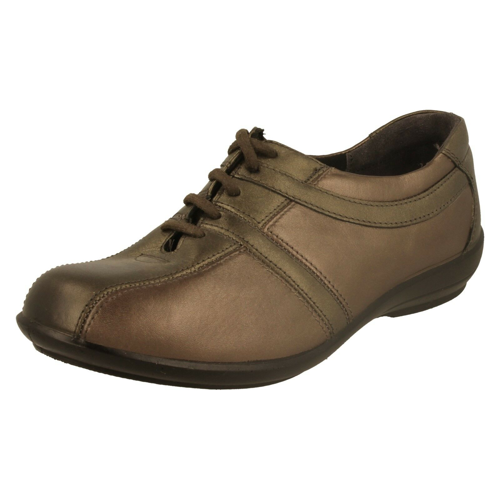 Ladies Easy B Ultra Wide Fitting shoes - 7285