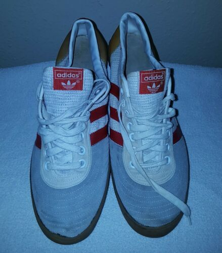 Uk 1980 Vintage 45 Eu Retro Hommes 5 1990 Adidas Trainers 11 7WgAYSxq