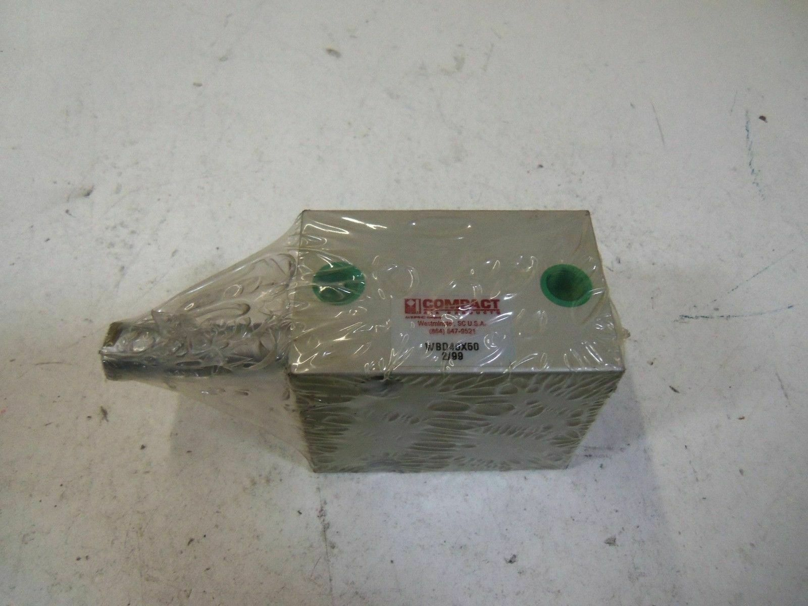 COMPACT AIR PRODUCTS WBD40X50 NEW NO BOX