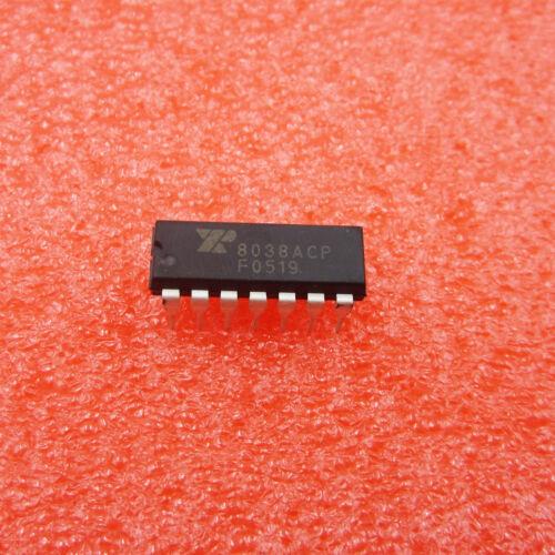 2pcs XR8038ACP XR8038 Precision Waveform Generator Good Quality