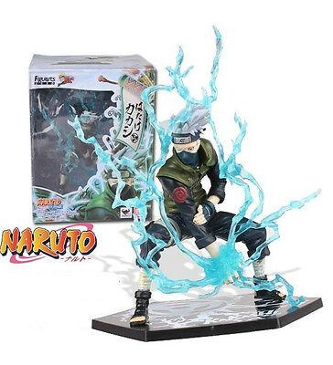 "Anime Naruto Shippuden Kakashi Hatake 5"" Toy Figure Doll New in Box"