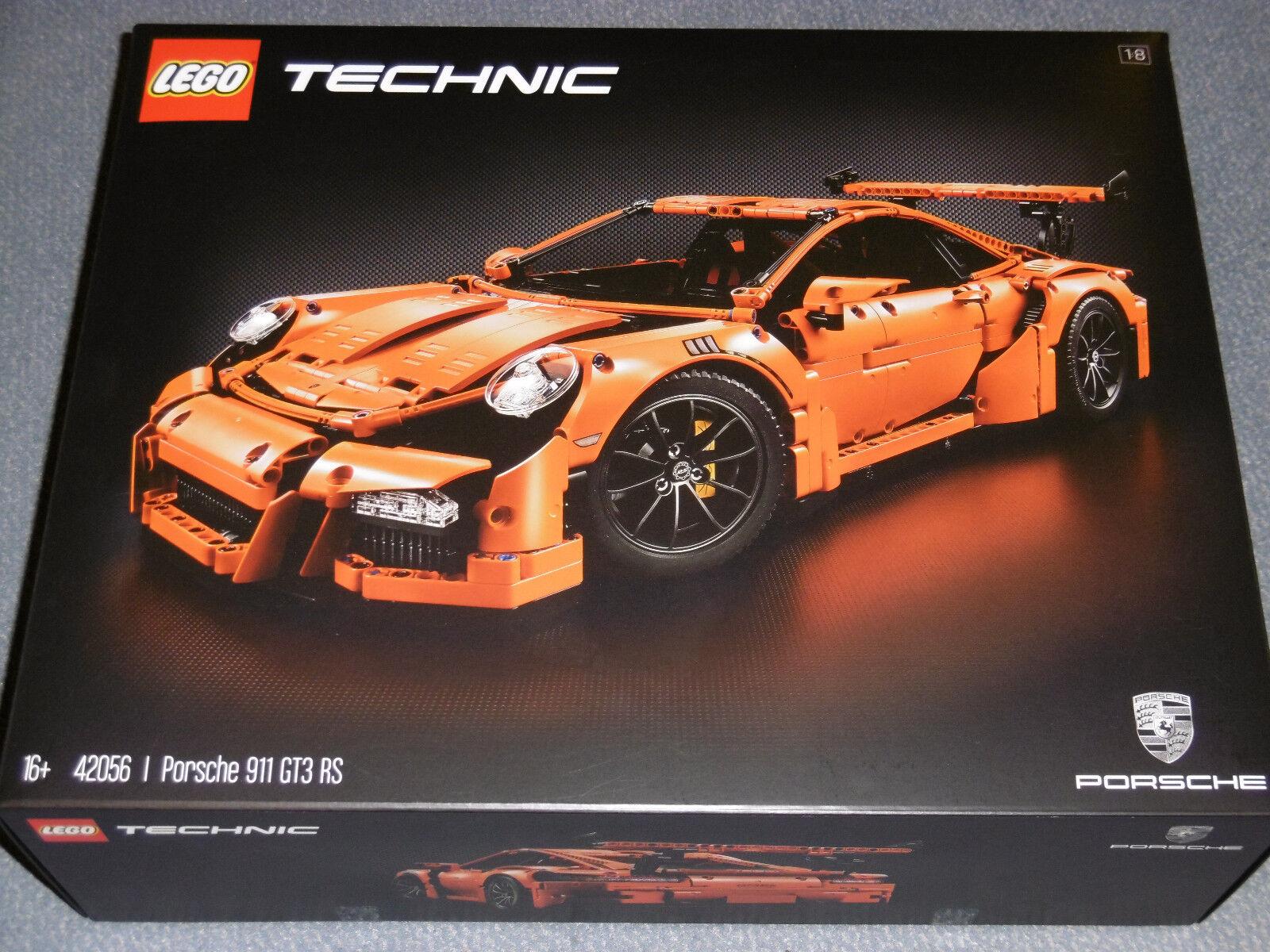 LEGO 42056 Technic Porsche 911 GT3 GT3 GT3 RS neu und OVP d643e1