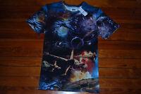 Men's On The Byas X Star Wars Movie Print T-shirt (small, Medium, Large)
