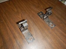 Jeep Wrangler CJ YJ  76-95      Rear Seat Floor Bracket Pair    FREE SHIPPING