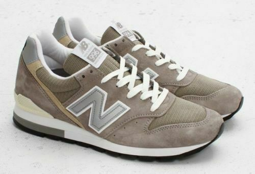 {M996} Men's NEW BALANCE M996 'MADE IN THE USA' Grey NEW