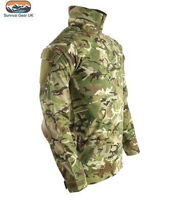 BRITISH ARMY STYLE BTP FLEECE UBACS SHIRT LATEST MTP MULTICAM NEW SPEC OPS