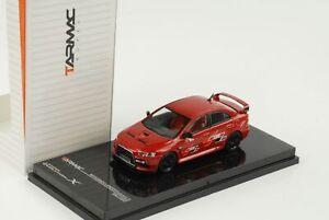 Mitsubishi-Evo-X-Final-Edition-Ralliart-Red-1-64-Tarmac-Works