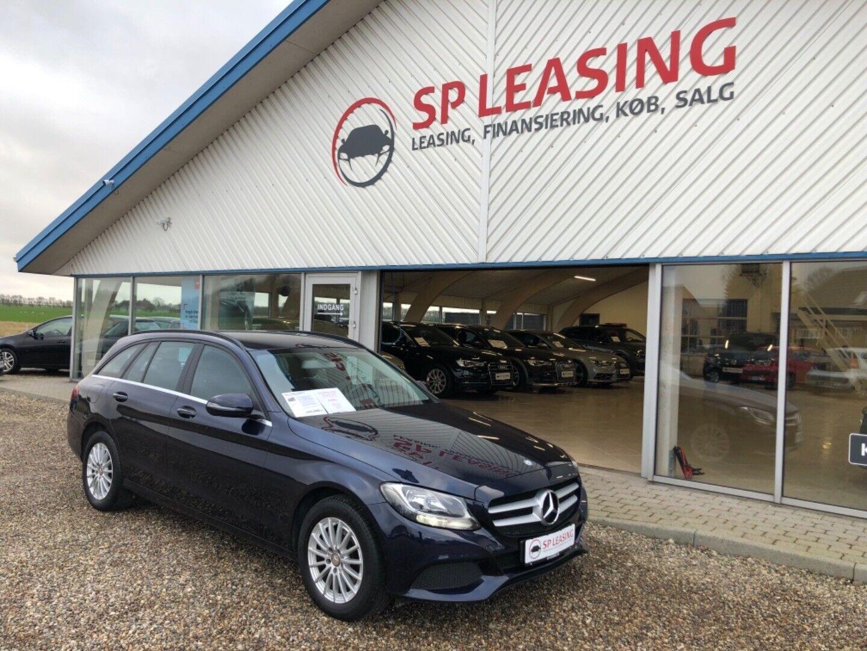Mercedes C220 d 2,2 Business stc. aut. 5d - 289.900 kr.