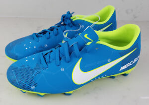 d5c78f007f7 Nike Mercurial Vortex III Neymar FG Soccer Cleats 921511-400 Size ...
