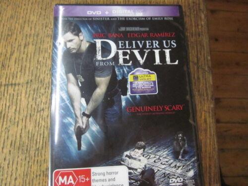 1 of 1 - Deliver us from devil DVD