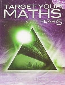 Target-Your-Maths-Year-5-by-Pearce-Stephen-NEW-Book-FREE-amp-Pa