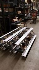 New Aluminum Packer Brothers Pb16 Power Concrete Truss Screed Honda Made In Usa