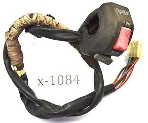 Yamaha-TDM-850-3VD-Lenkerschalter-Lenkerarmatur