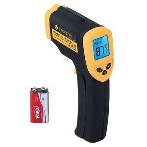 Thermometre Infrarouge Cuisine Precision Laser Haute Temperature