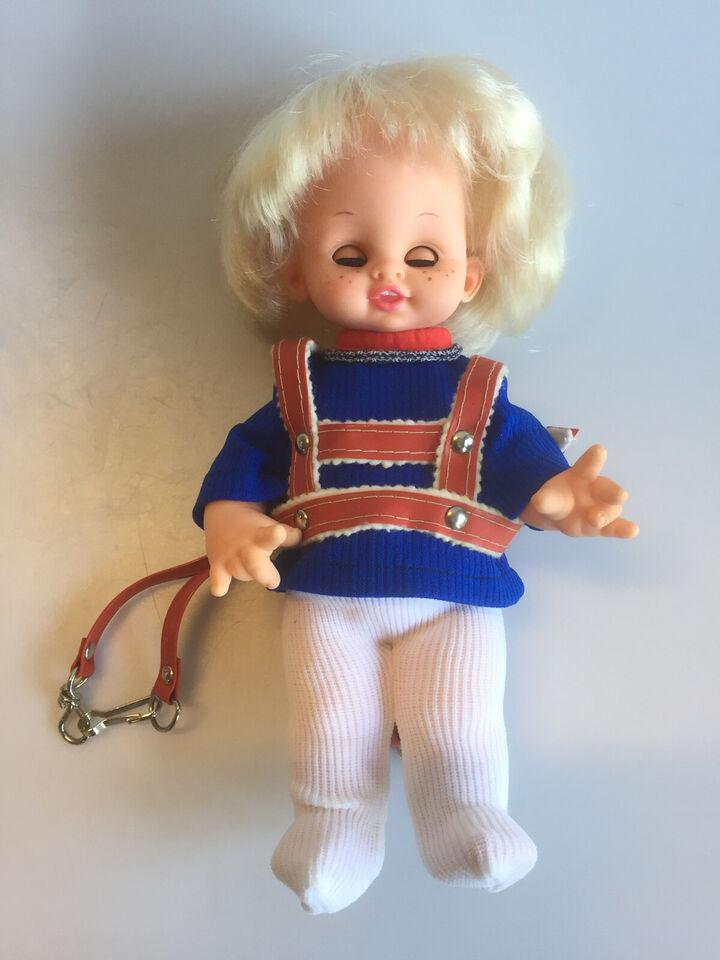 Vintage Pusle / Ratti dukke