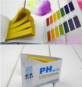 80-Litmus-Test-Strip-papers-in-a-packet-PH-range-1-14-Food-4-Garden-etc