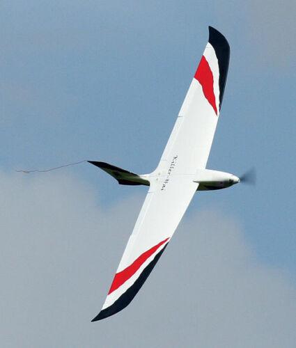 Bauplan Killer-Hai Modellbau Modellbauplan Nurflügel