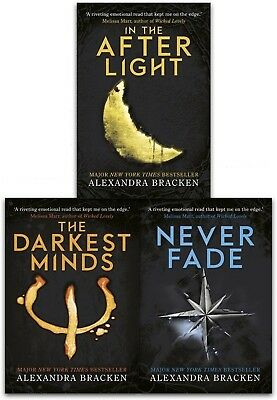 The darkest minds book series summary