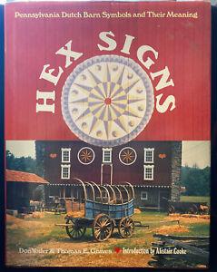 Hex Signs: Pennsylvania Dutch Barn Symbols by Don Yoder ...