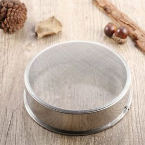 Stainless-Steel-Mesh-Flour-Sifting-Sifter-Sieve-Strainer-Cake-Baking-Kitchen-RF