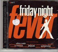 (EV414) Friday Night Fever, 40 tracks various artists - 1998 double CD