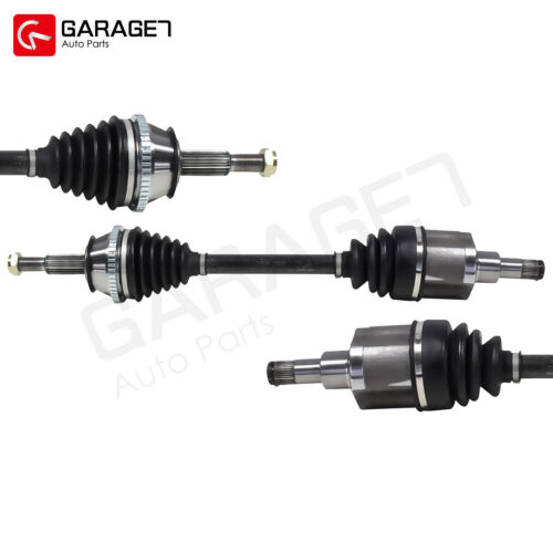 Front Pair CV Axle Joint Assembly For FORD FREESTAR MERCURY MONTEREY