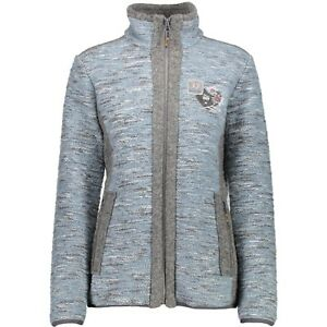 Wooltech chaqueta azul chaqueta funcional lana Cmp tᄄᆭrmico de aislante xzqYPfwFwO
