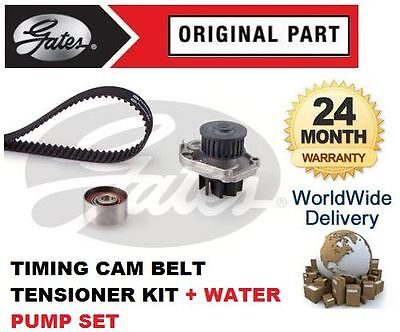 TATA INDICA 1.4 8V 2010--> NEW TIMING CAM BELT TENSIONER KIT + WATER PUMP SET